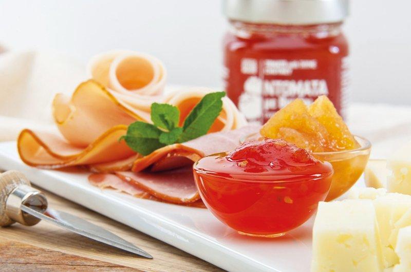 Ντομάτα με θυμάρι ~ Χειροποίητη Γλυκόξινη Σάλτσα (Chutney) 220γρ