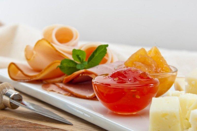 Κόκκινη πιπεριά τζίντζερ ~ Χειροποίητη Γλυκόξινη Σάλτσα (chutney) 220γρ