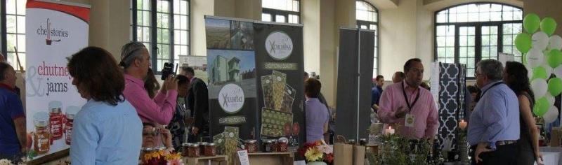 1st Gourmet Olive & Delicacies Exhibition 20-22/05/2016